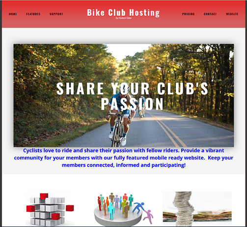 Bike Club Hosting
